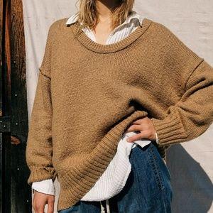 Brookside Tunic womans sweater